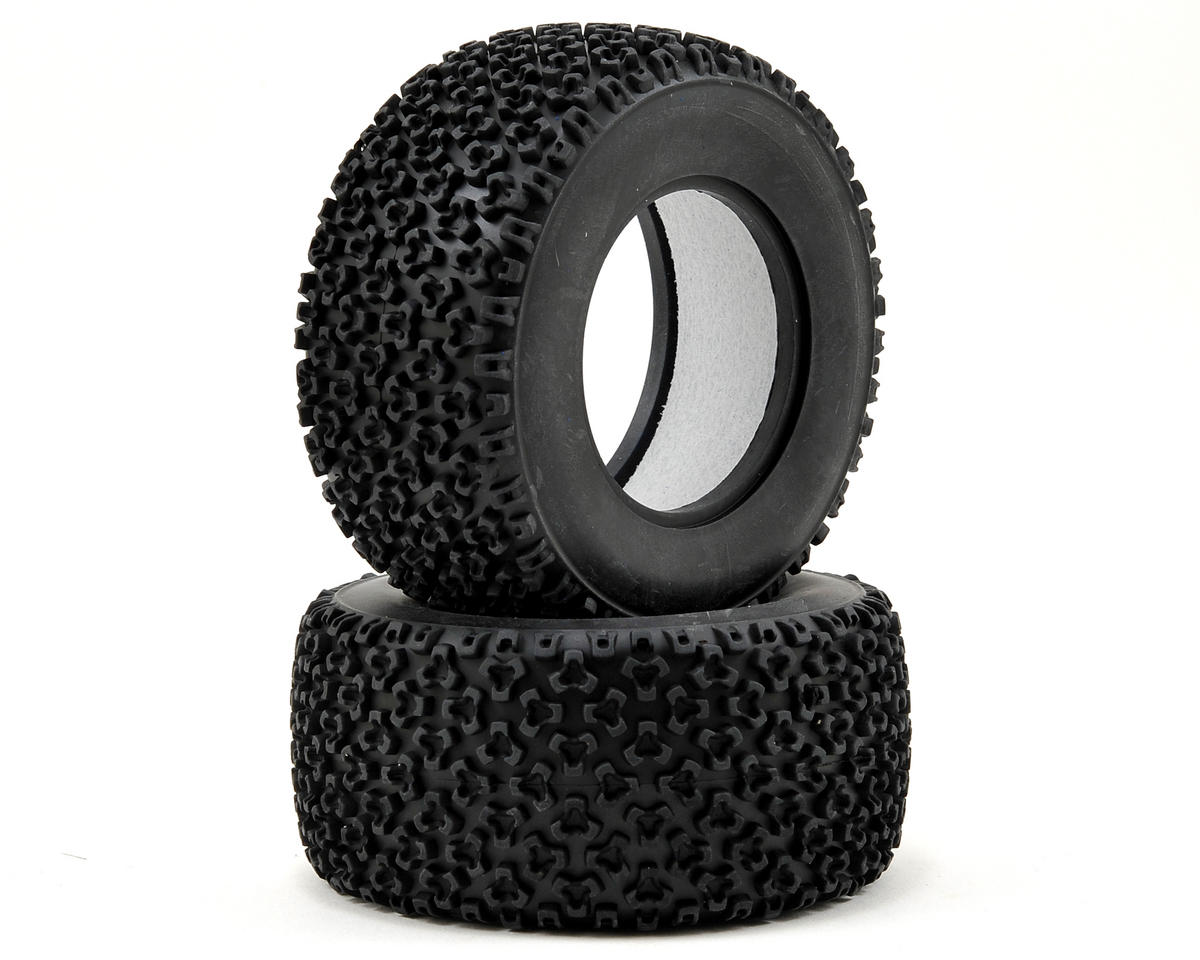 Vaterra Tetrapod Rear Tire w/Foam (2) (Soft)