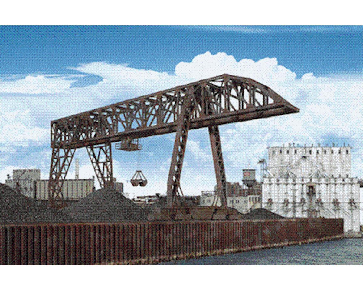 Walthers Bridge Crane