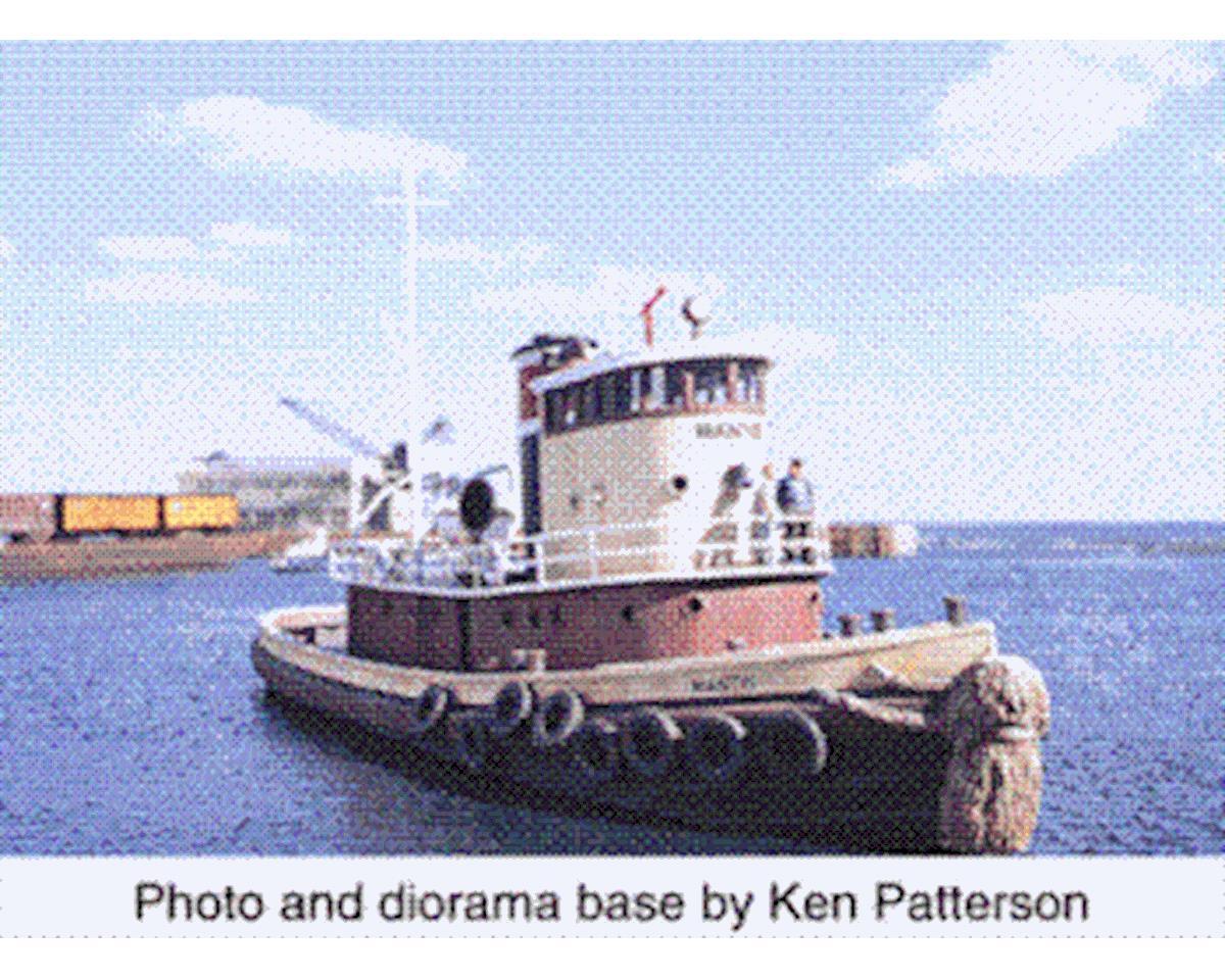 Walthers Railroad Tugboat