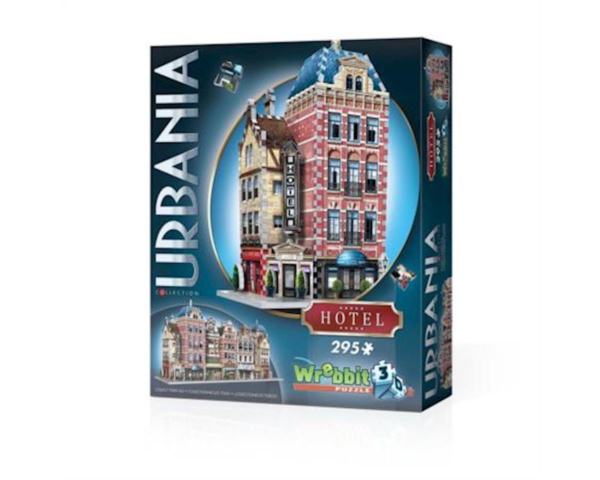 Wrebbit Urbania Hotel 3D Puzzle