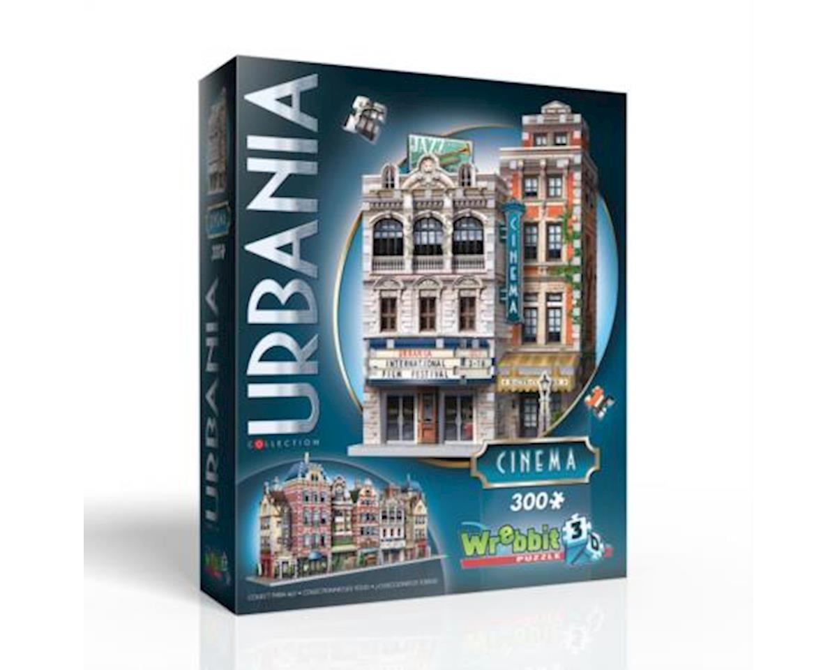 Wrebbit Urbania Cinema 3D Puzzle