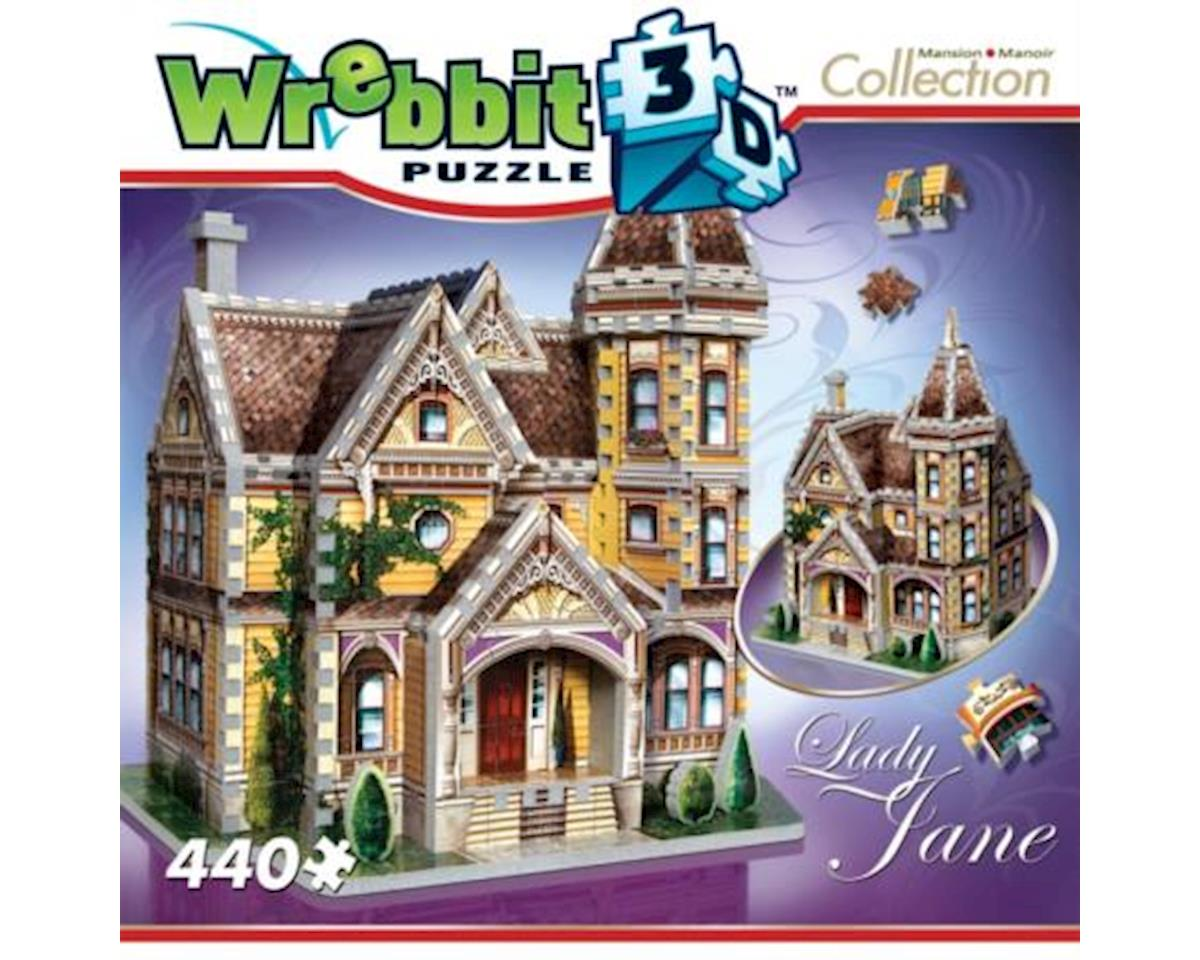 Wrebbit  Lady Jane Manor 3D Puzzle