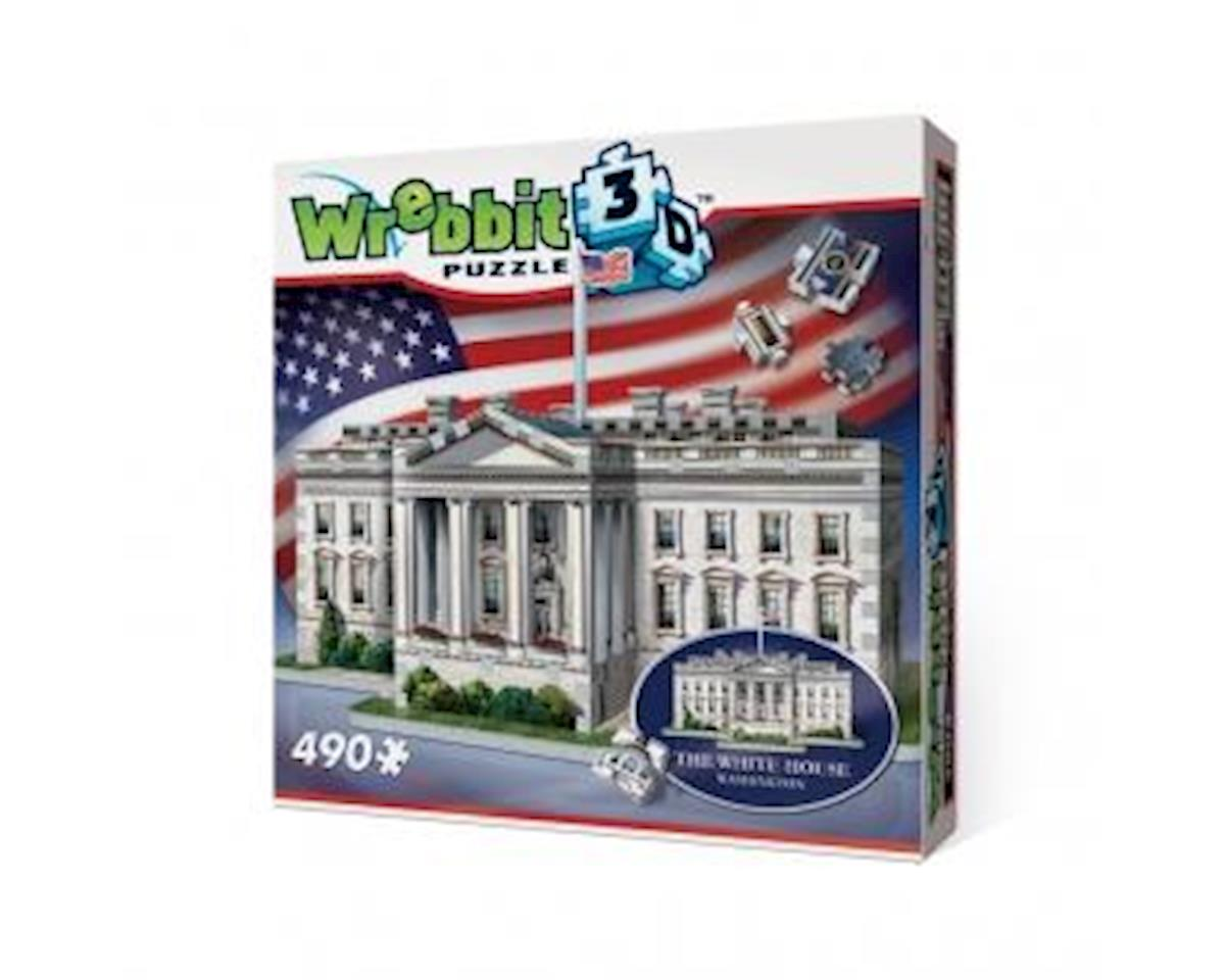 Wrebbit 3D Puzzle White House