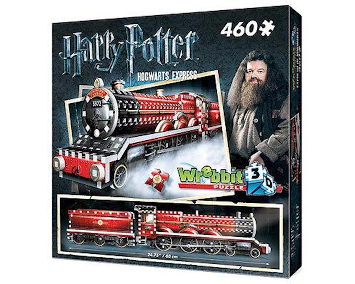 3D Hogwarts Express 3D Jigsaw Puzzle (460 Pieces) by Wrebbit