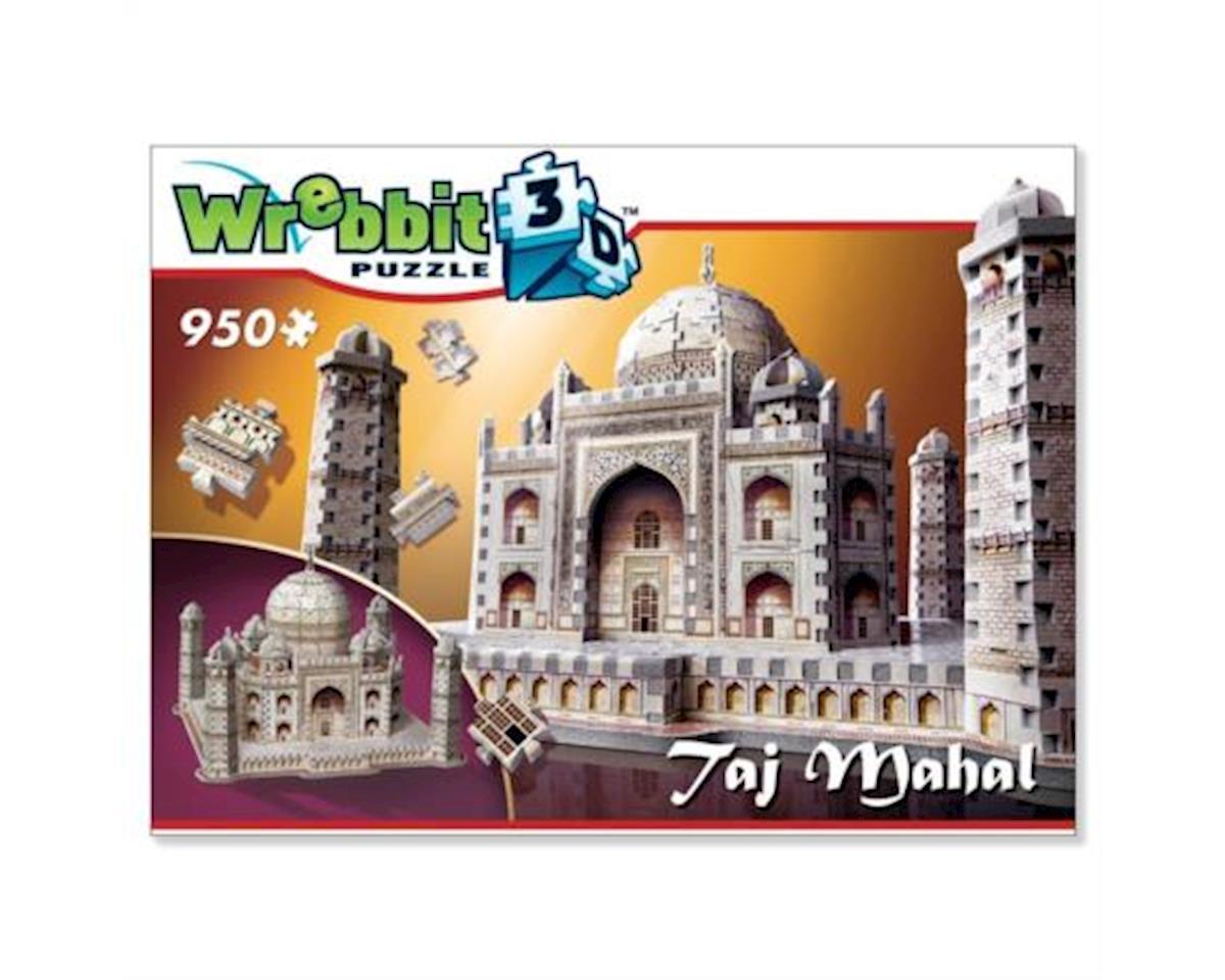 3D Puzzle Taj Mahal by Wrebbit