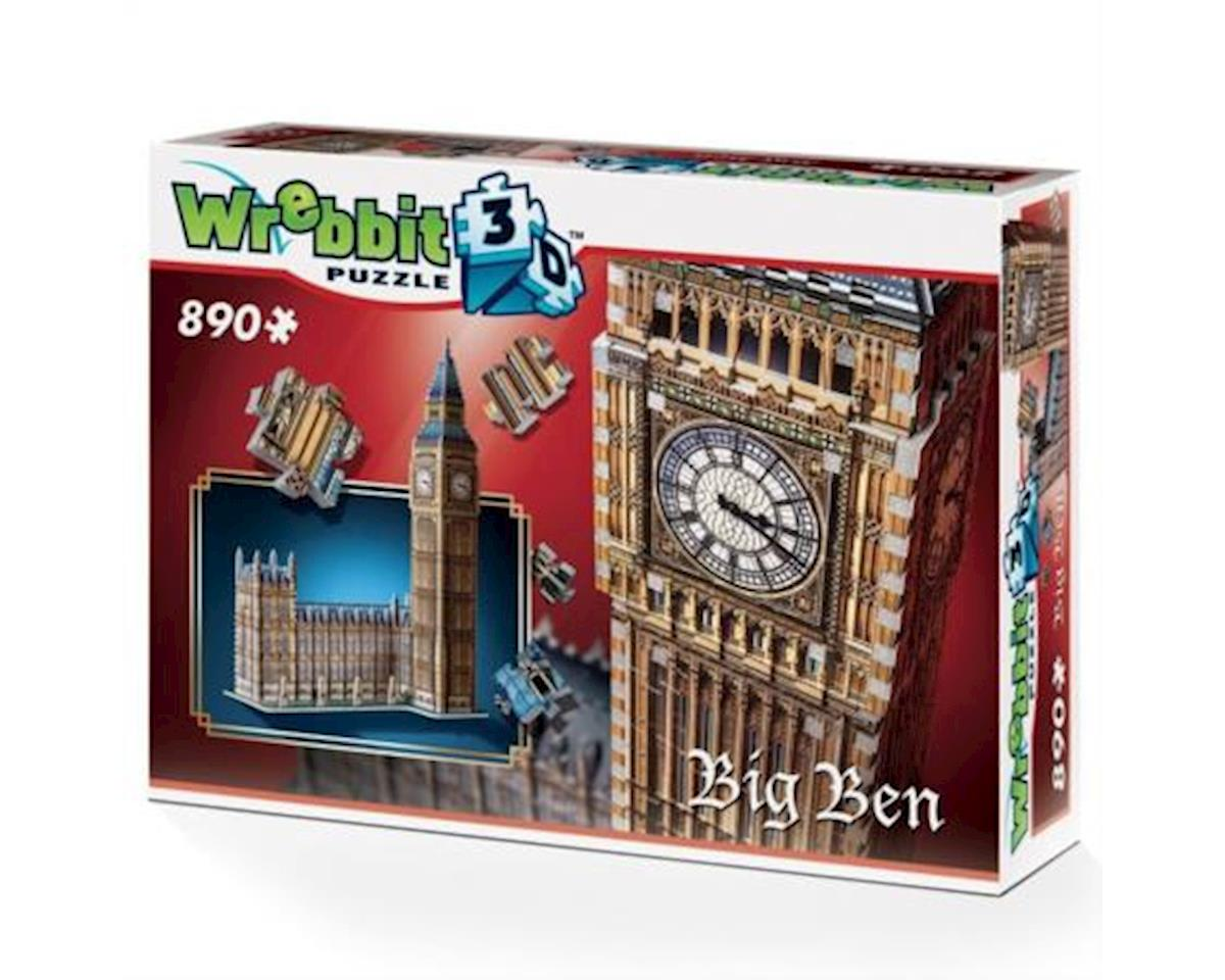 3D Puzzle Big Ben & Parliment by Wrebbit