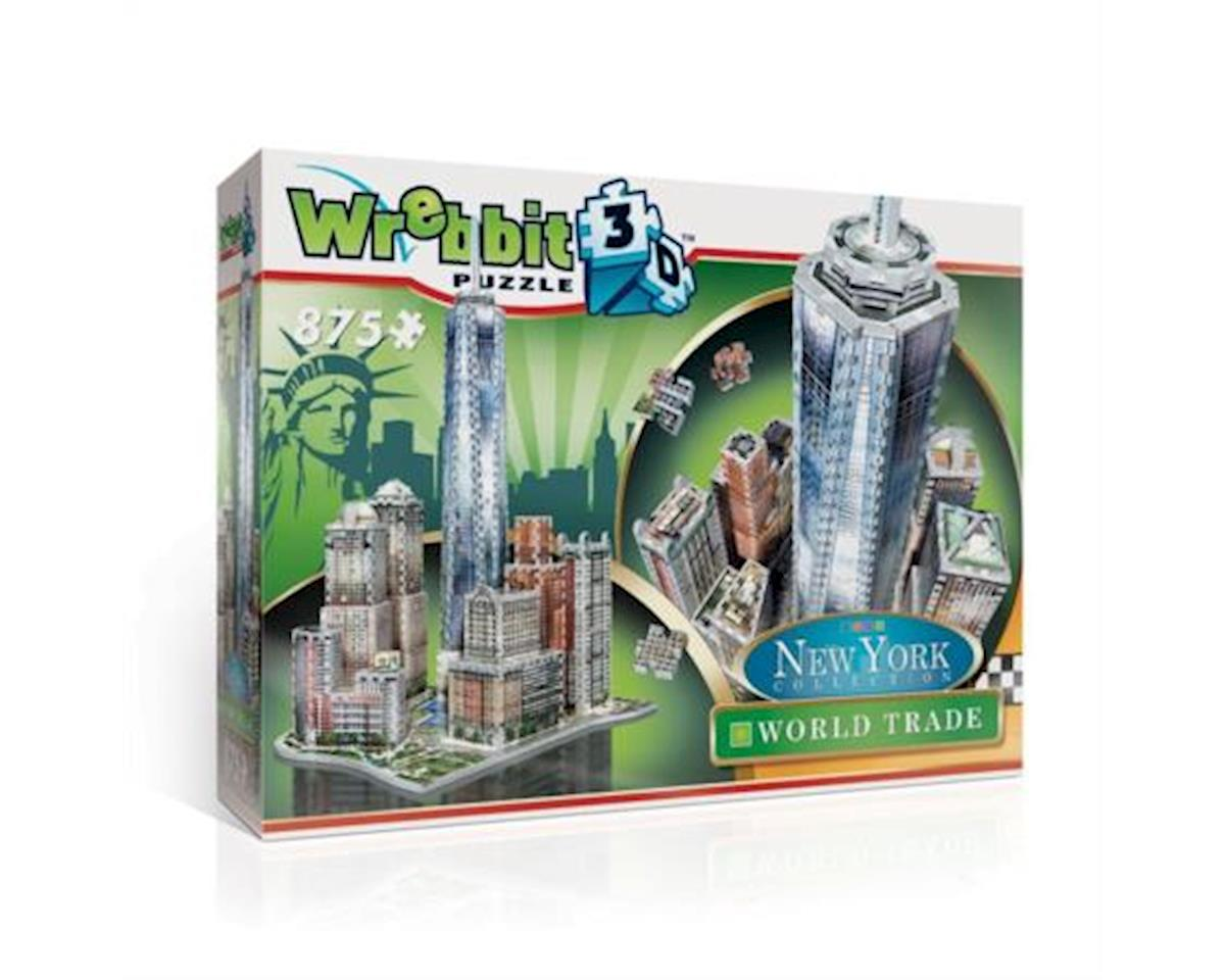 New York World Trade 3D Puzzle