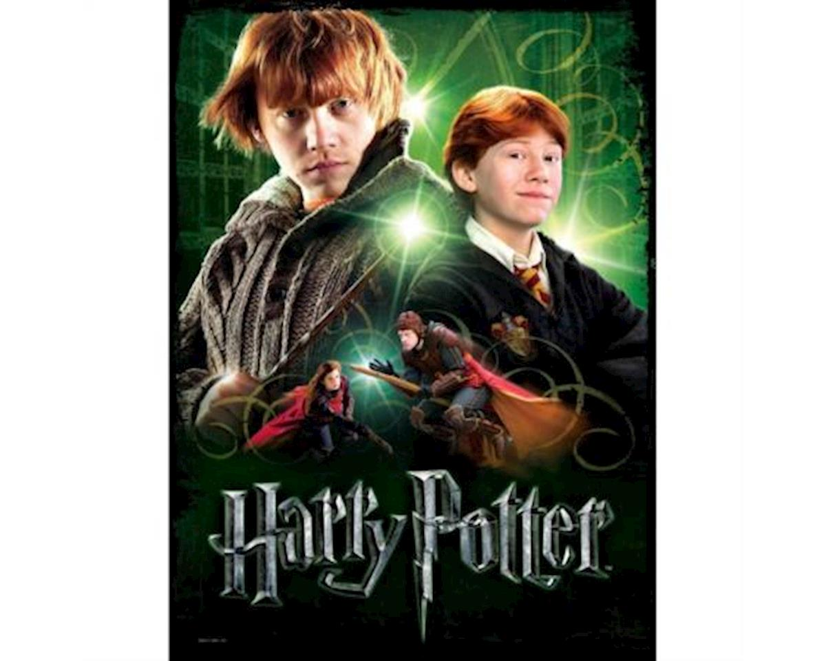Ron Weasley from Harry Potter 500 Piece Poster Puzzle Made by Wrebbit Puzz-3D by Wrebbit