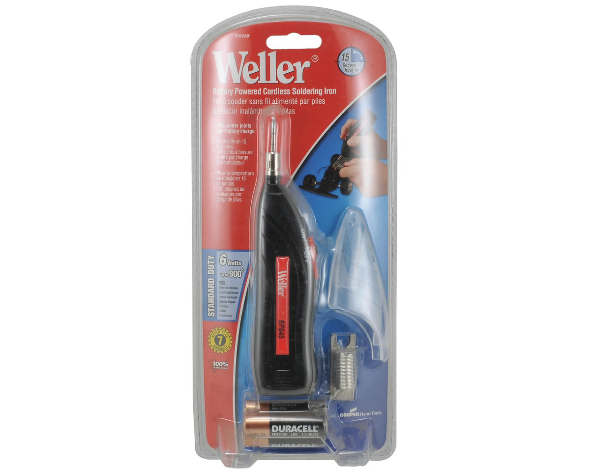 Weller Battery Operated Soldering Iron