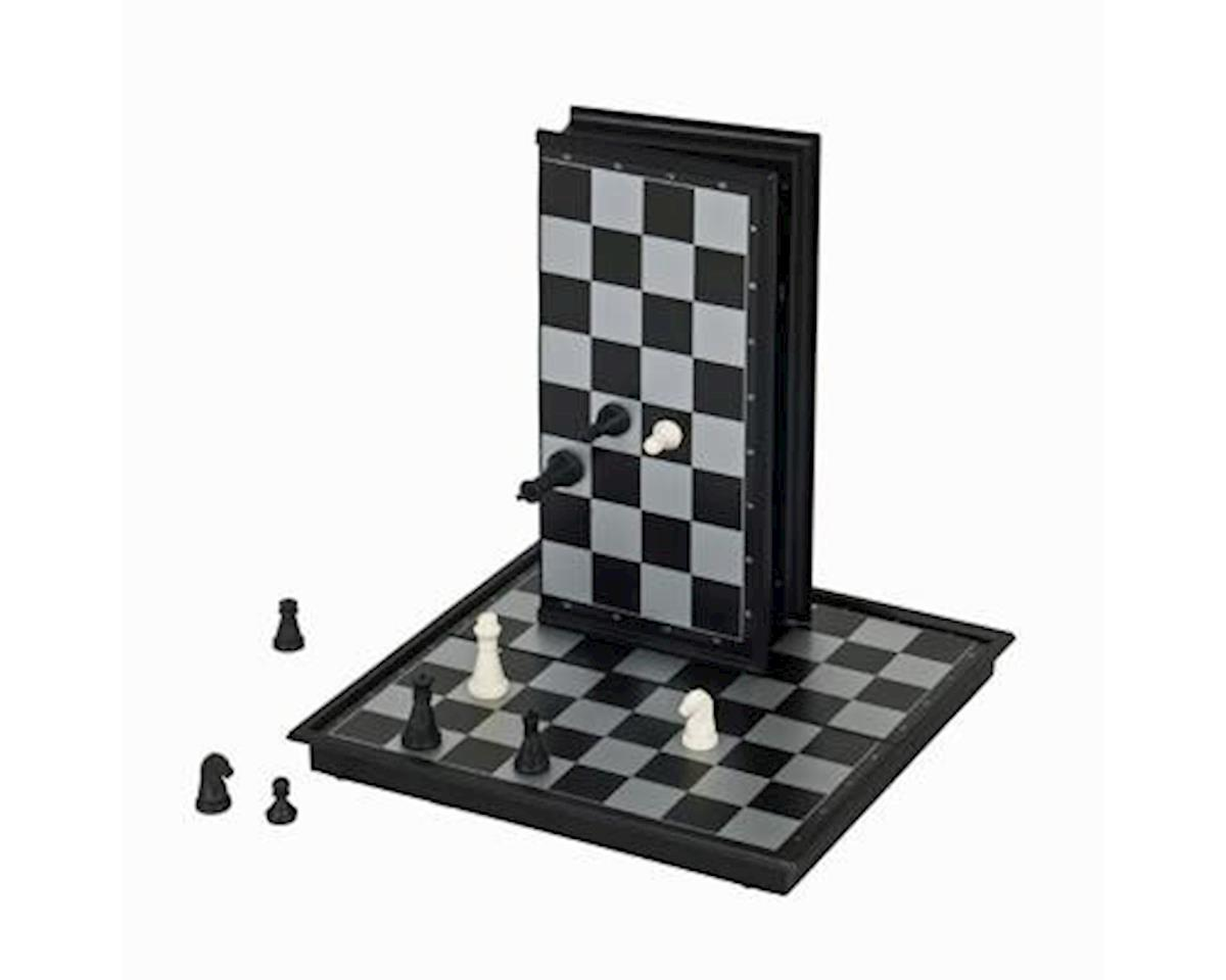 "Wood Expressions  Magnetic Chess Set - 8"" Travel Size"