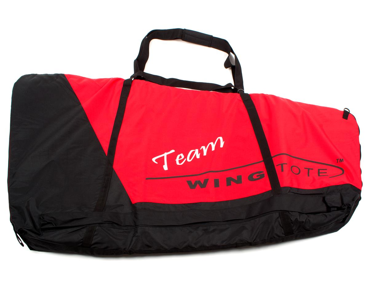 Large Double Tote Wing Bag