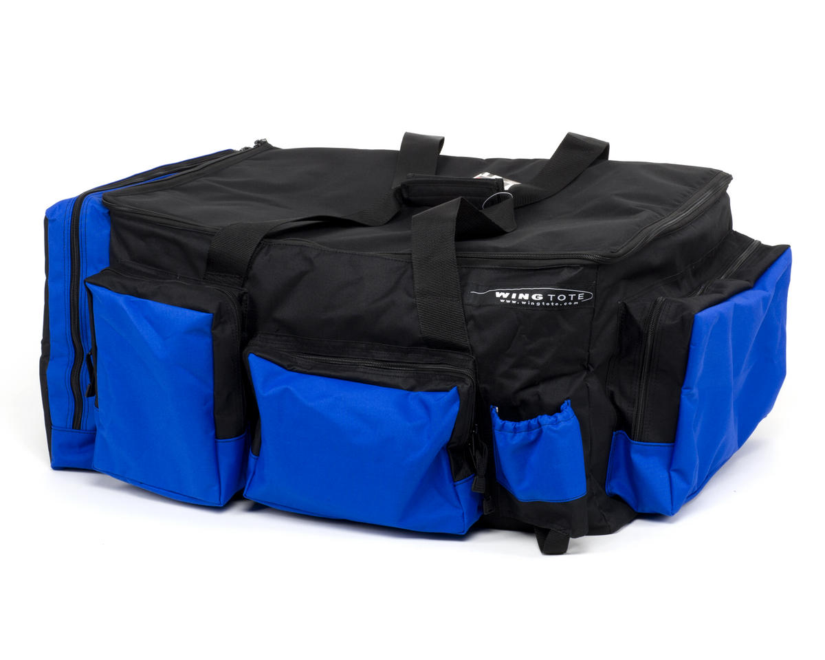 Deluxe Truck Tote (Blue) by WingTOTE