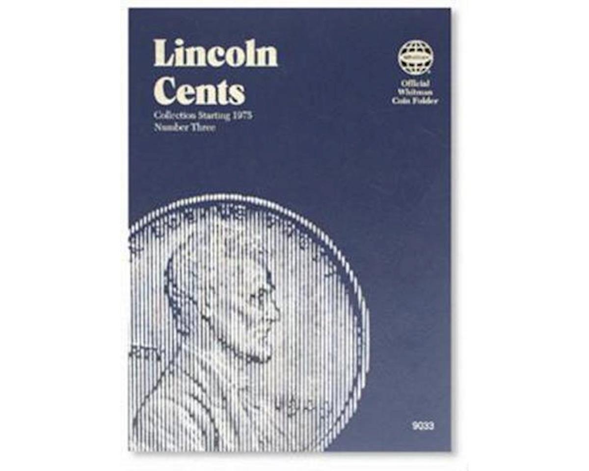 Folder Lincoln #3 Start 1975