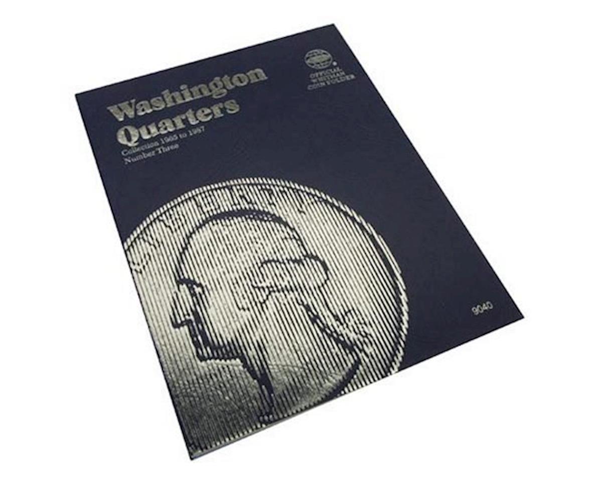 Folder Washington #3 1965-1987