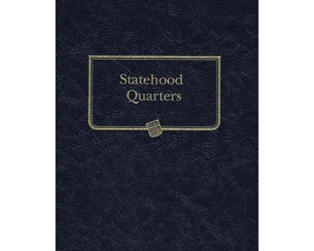 0307091767 Statehood Quarter Album '99-'08 by Whitman Coins
