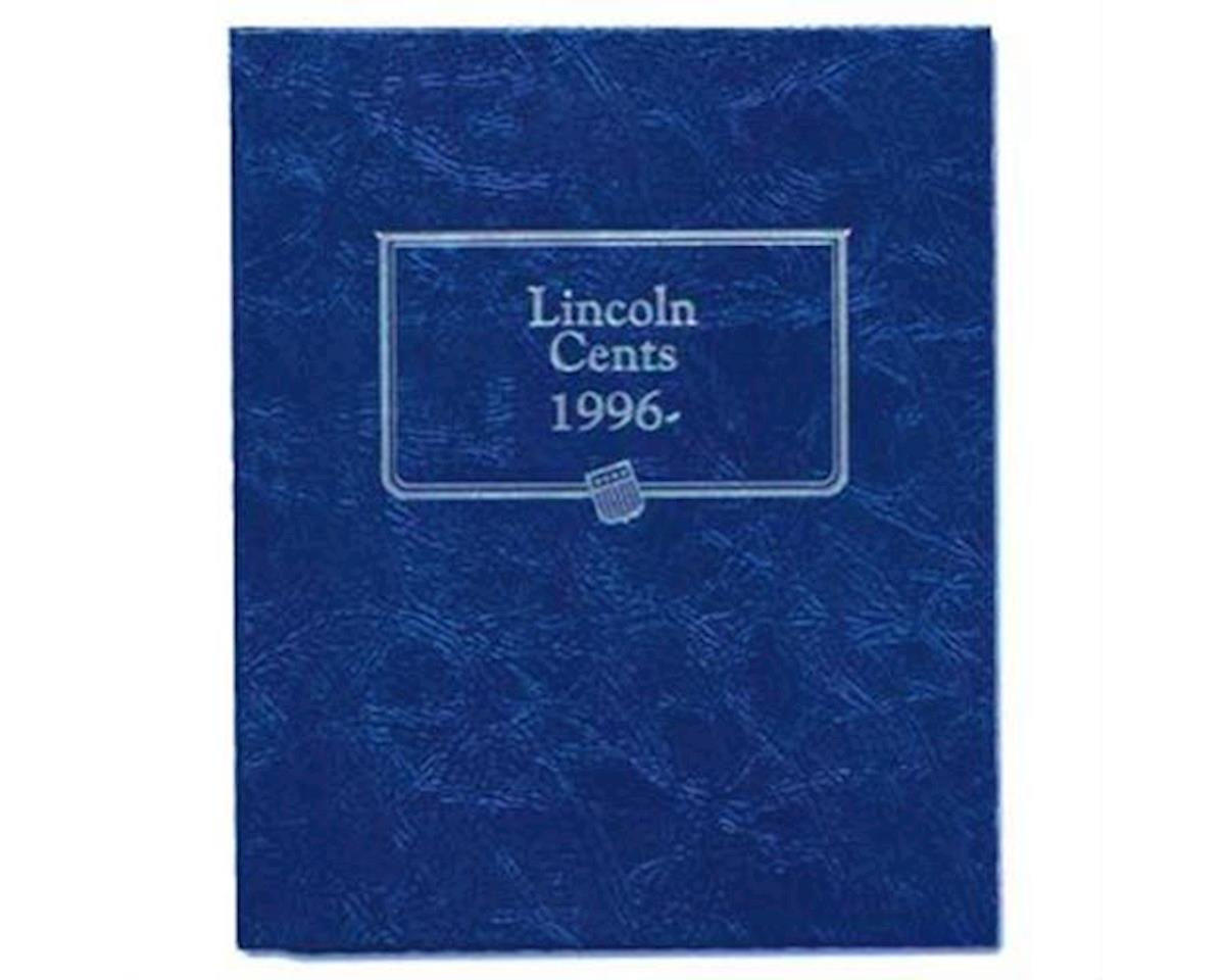 Whitman Coins Lincoln Cent Album w/Bicentennial 1996-2009