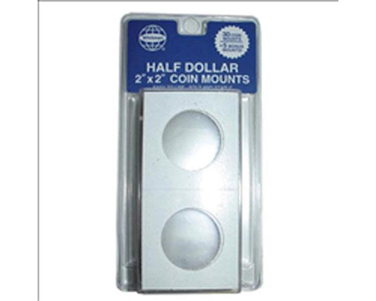 Whitman Coins Half-Dollar Pack Mylar (35)