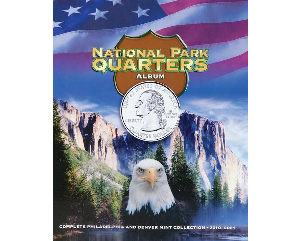 National Park Quarter Harris Folder Vol III