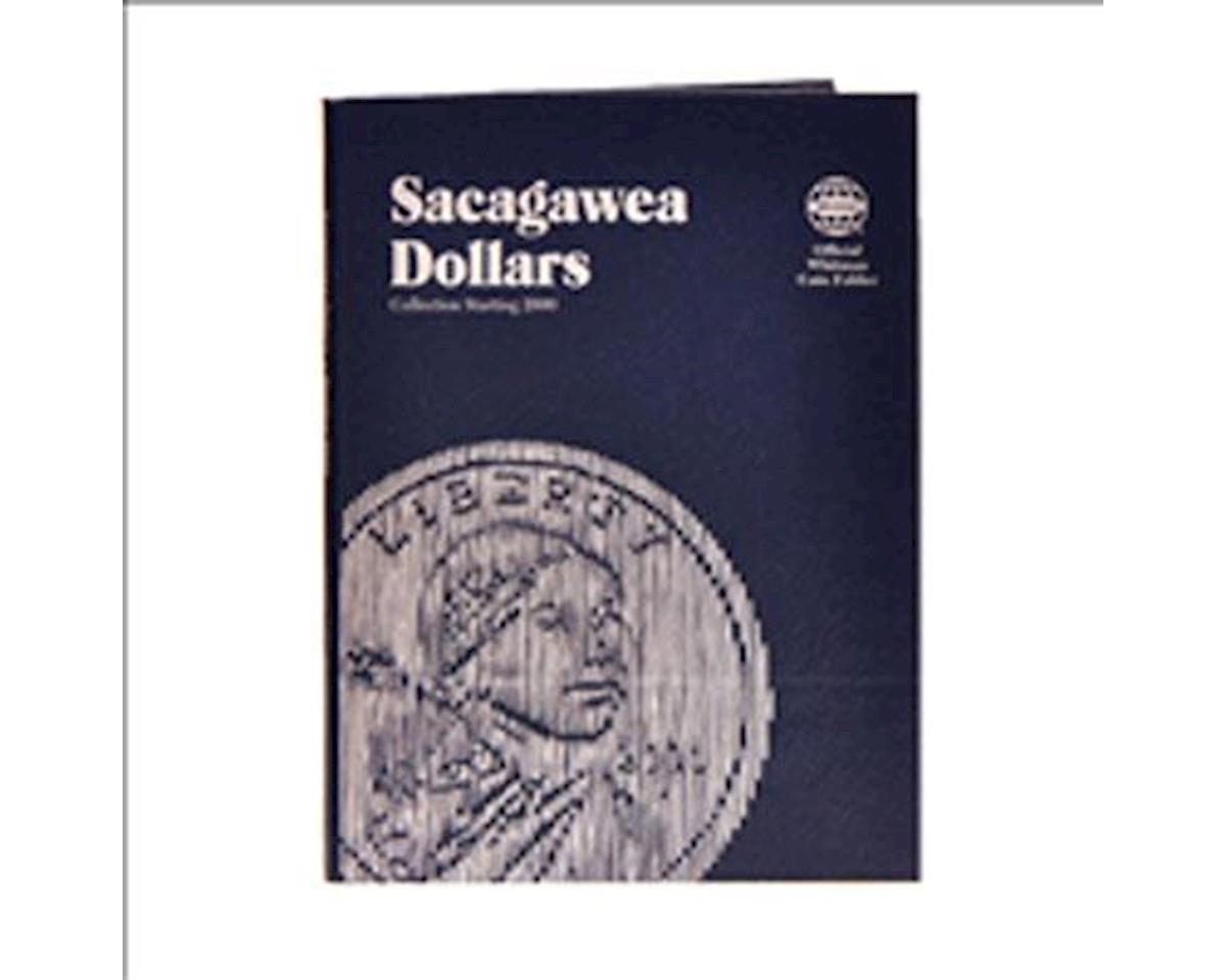 Sacagawea Dollar Folder 2000-2005