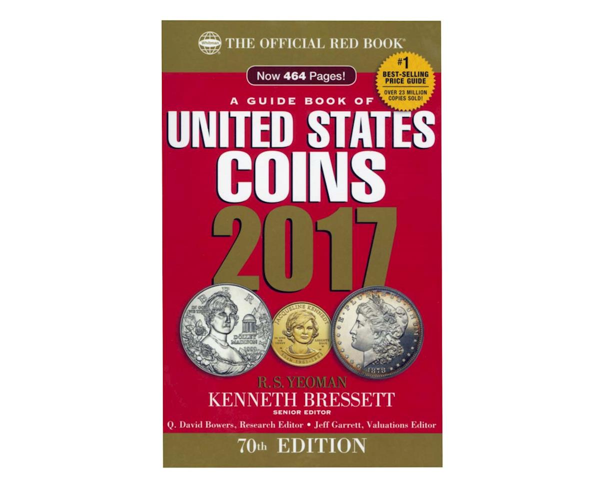 Whitman Coins 2017 Coin Red Book
