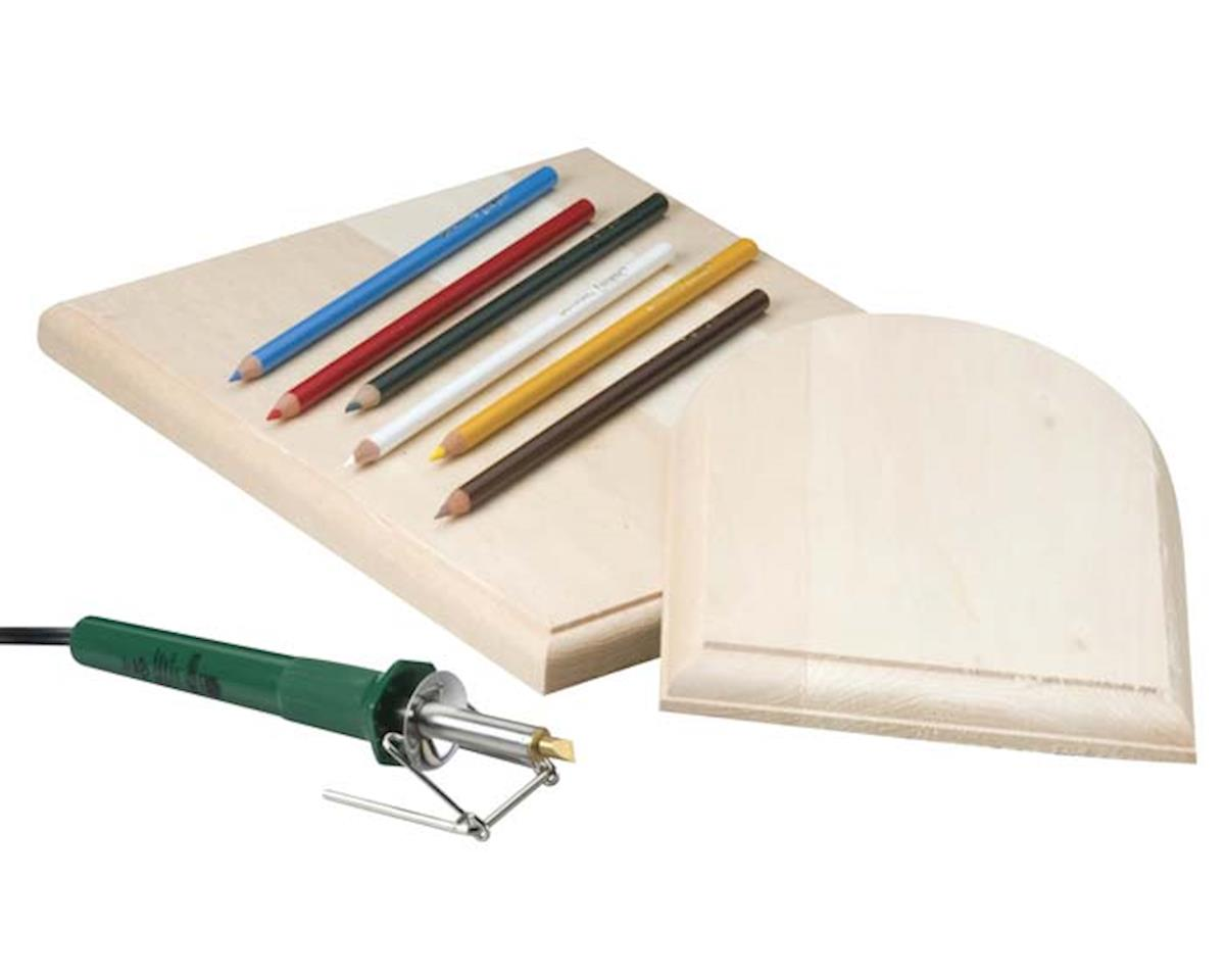 Deluxe Woodburning Craft Kit by Walnut Hollow Farms