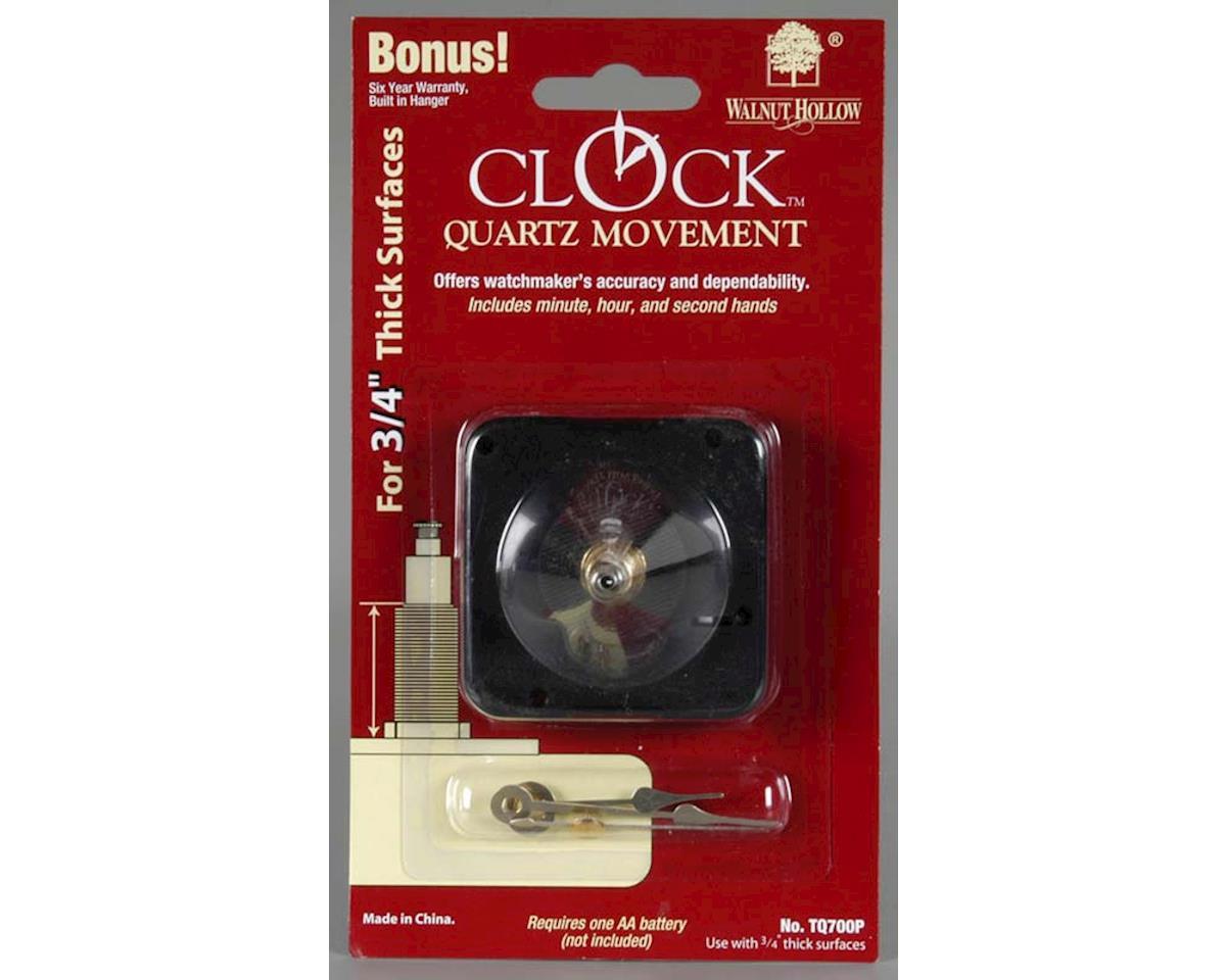 "Mini Clock Movement, 3/4"""