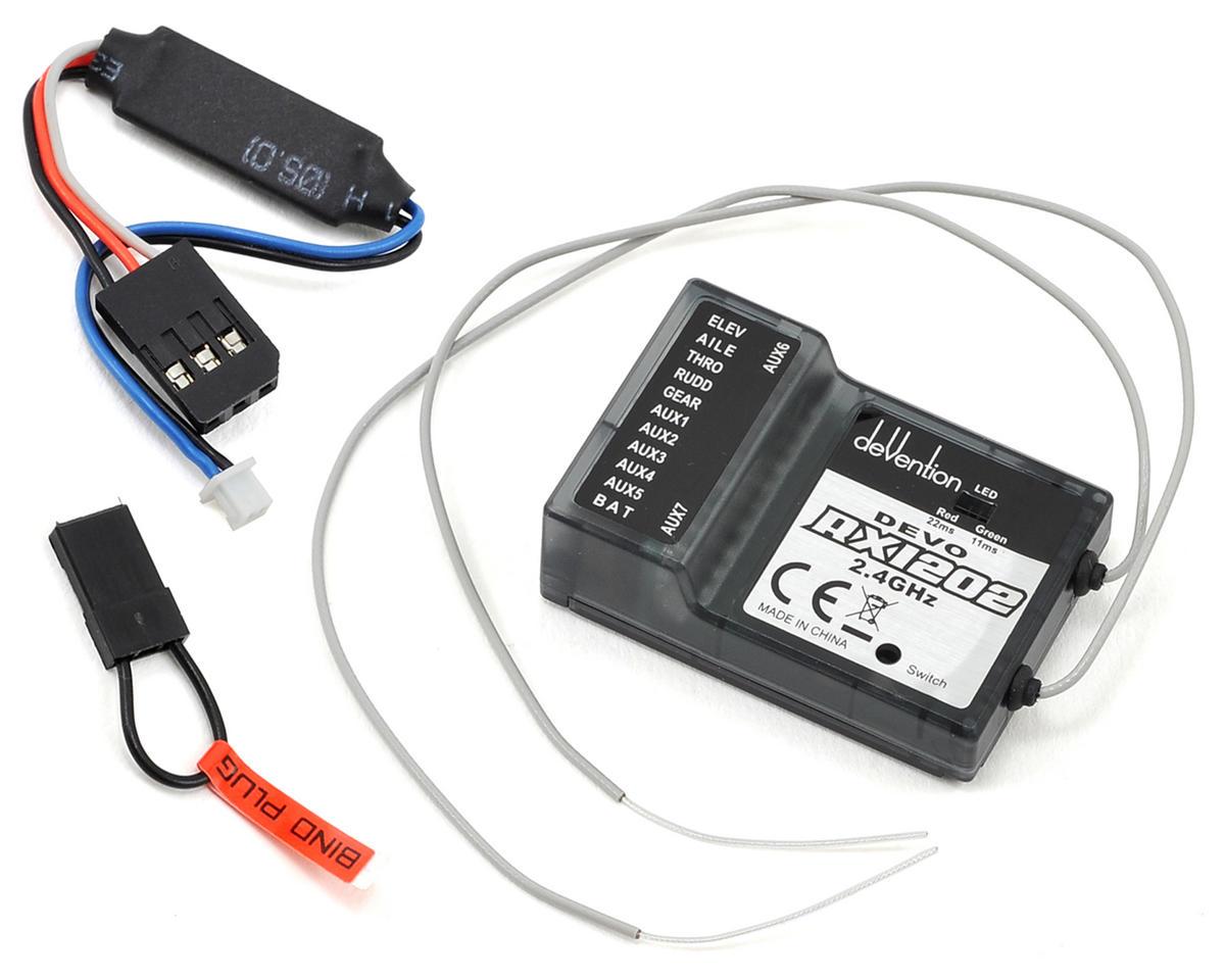 Walkera DEVO F12E 2.4GHz 12-Channel FPV Transmitter Combo