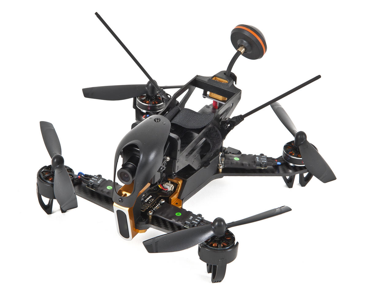 F210 FPV Racing Quadcopter Drone