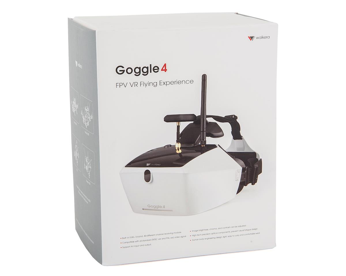 Walkera Goggle 4 FPV Headset 5.8GHz System