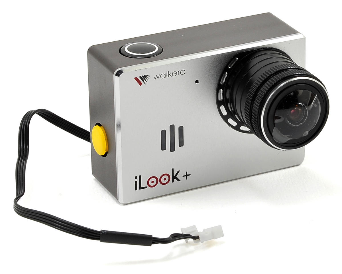 iLook+ HD FPV Camera w/5.8GHz (1080P)