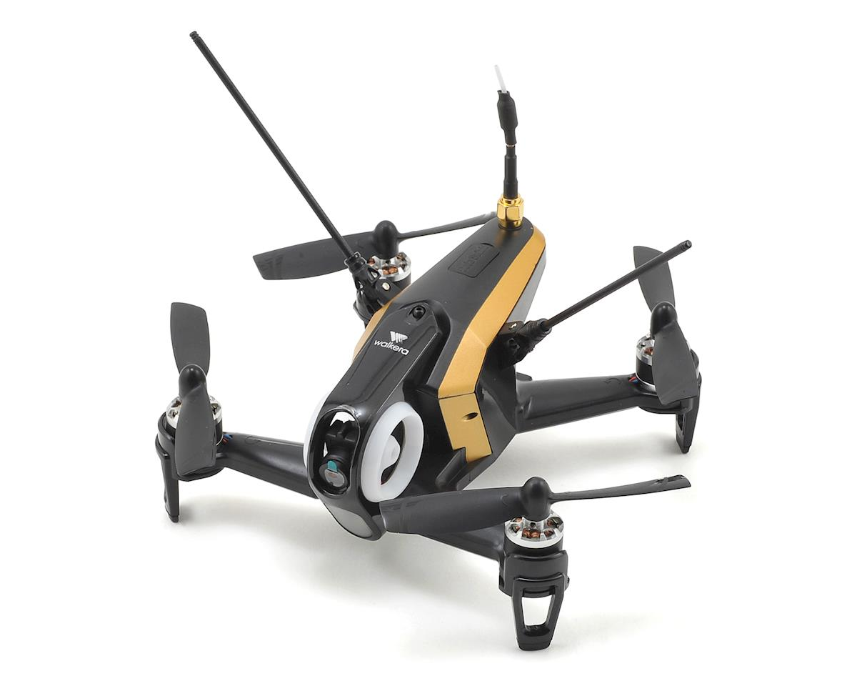 Walkera Rodeo 150 RTF FPV Racing Quadcopter Drone (Black) (FREE BATTERY!)