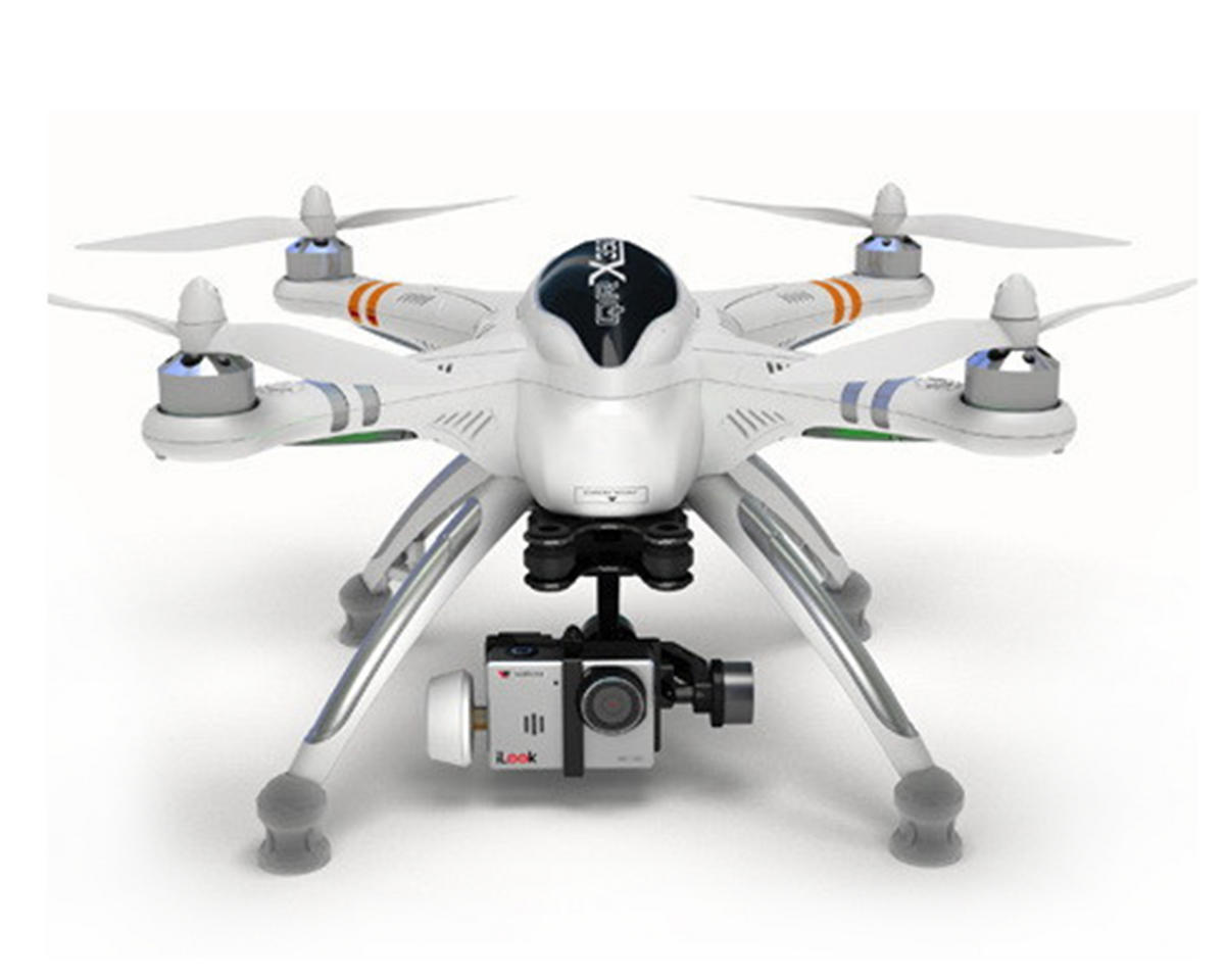 Walkera QR X350 PRO RTF3 FPV Ready Quadcopter w/2 Batteries (iLook Camera FREE!!!)