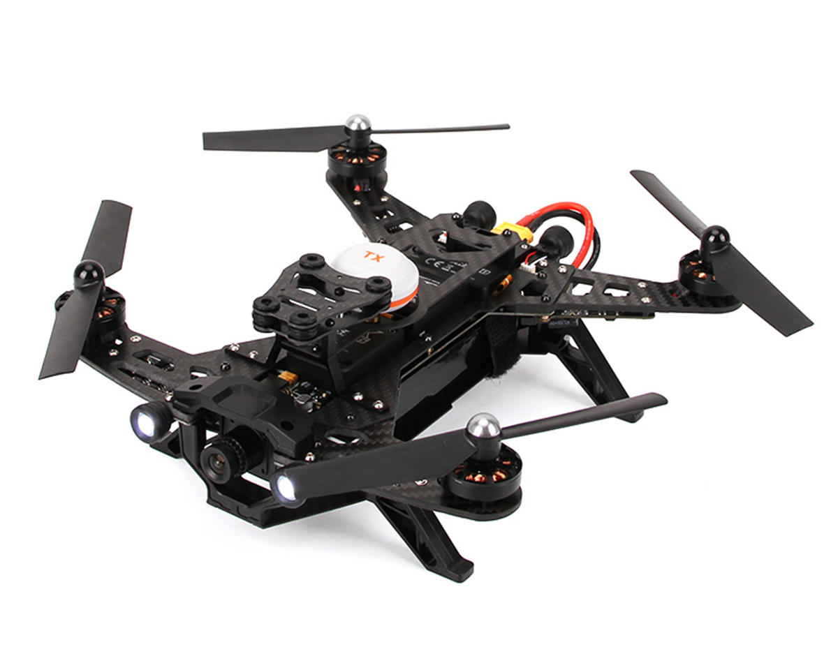 Walkera Runner 250 RTF3 FPV Racing Quadcopter Drone