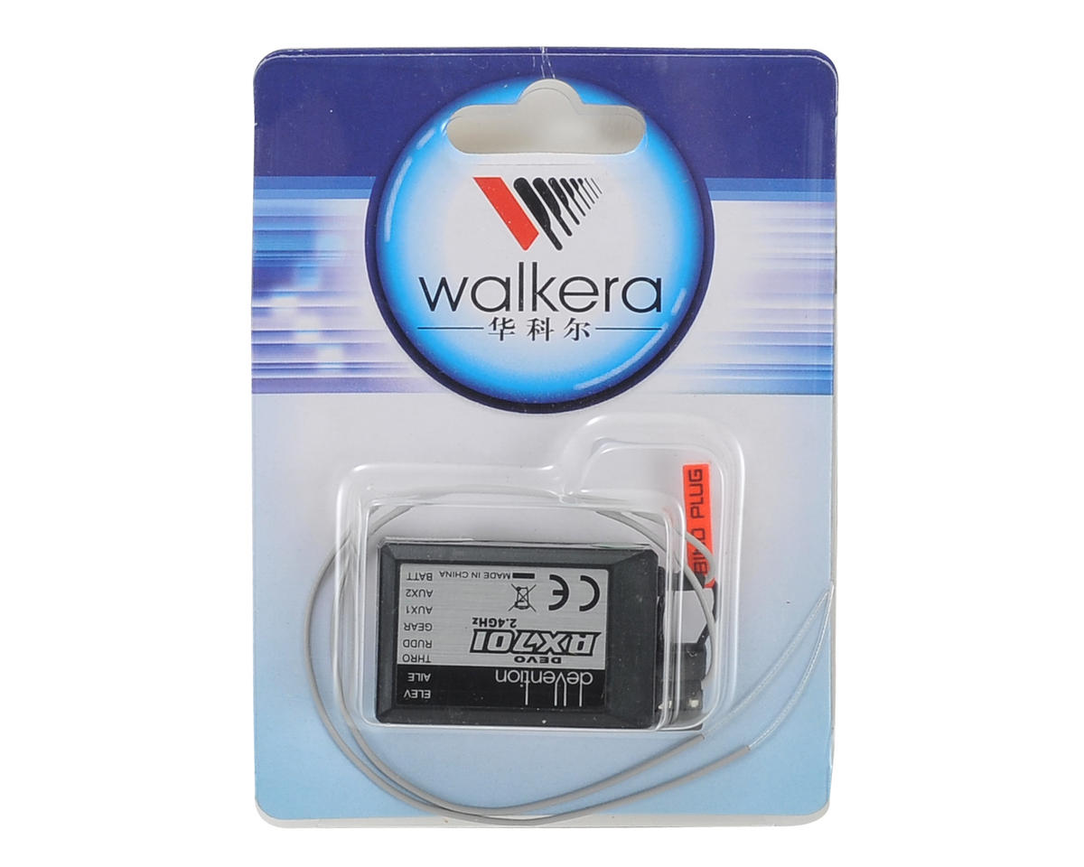 Walkera RX-701 2.4GHz 7-Channel Receiver