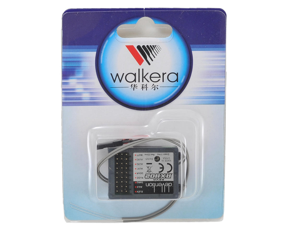 Walkera RX802 2.4GHz 8-Channel Receiver