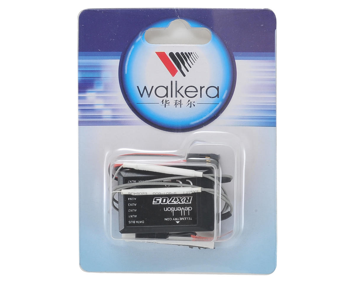 Walkera DEVO-RX705 2.4GHz 7-Channel Receiver w/Telemetry