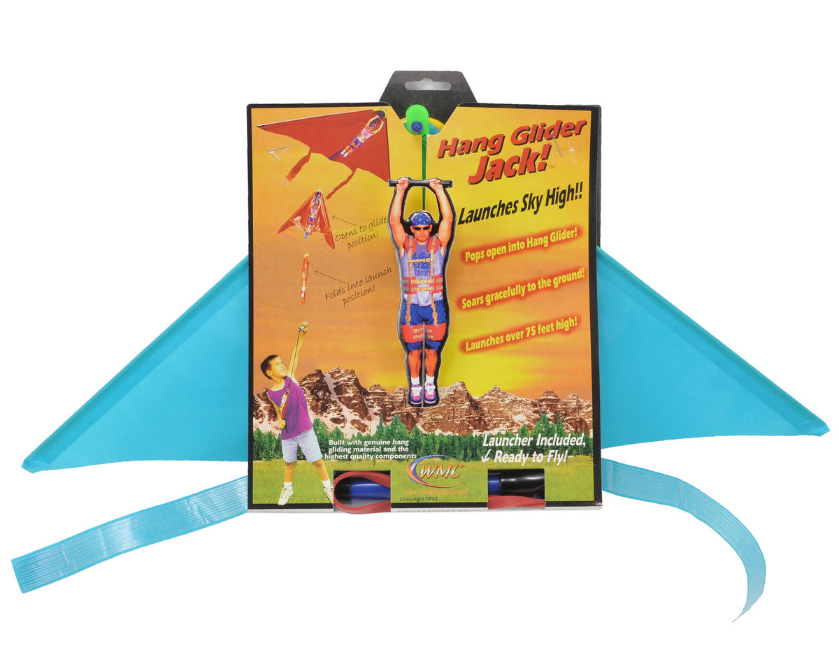 William Mark Hang Glider Jack