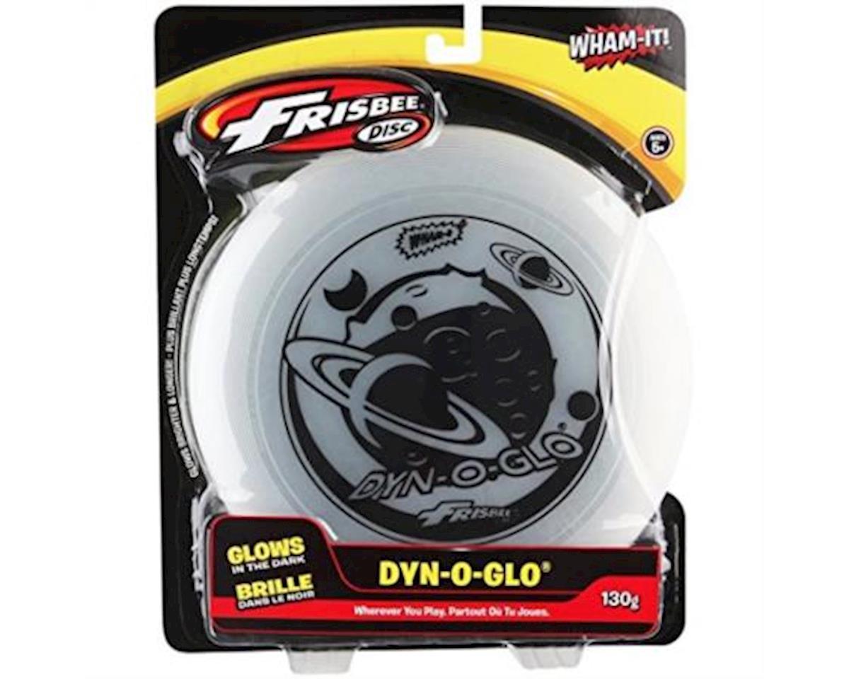 Wham-O Dyn-O-Glo Glow-In-The-Dark Frisbee (130G) (D)