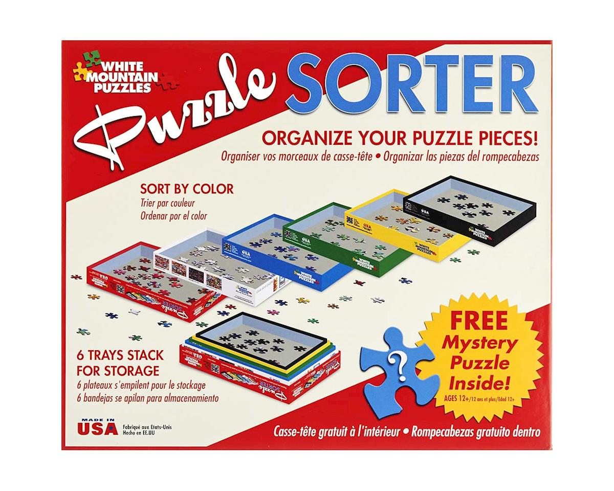 1084PZ Puzzle Sorter by White Mountain Puzzles