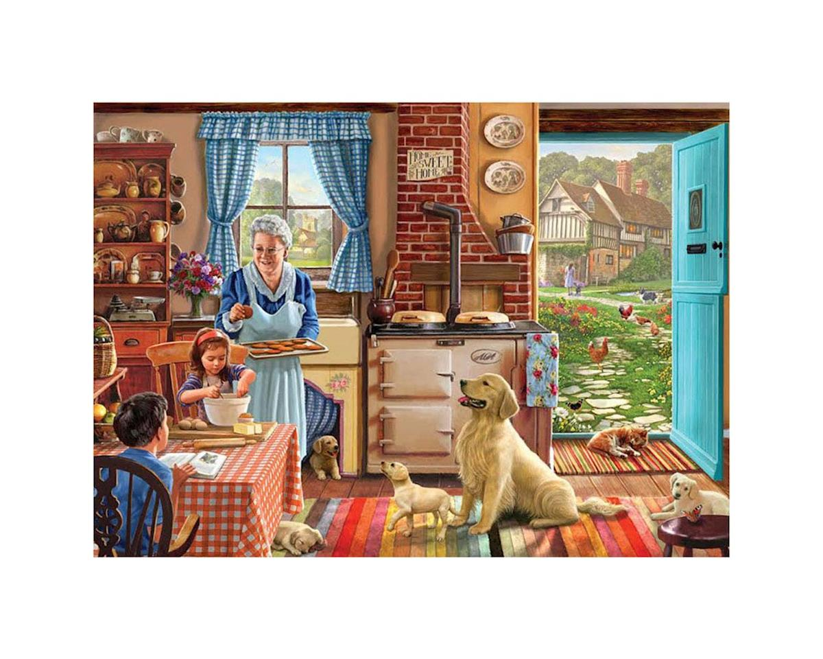 White Mountain Puzzles 1134PZ Home Sweet Home 1000pcs