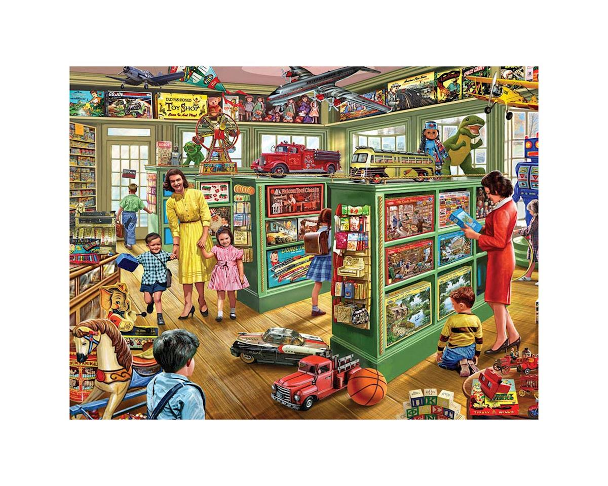 White Mountain Puzzles 1152PZ The Toy Store 1000pcs