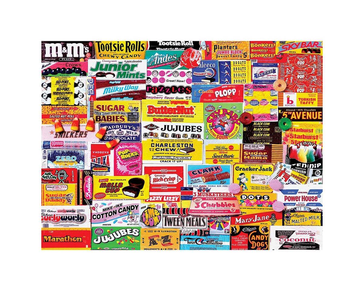 White Mountain Puzzles 1296PZ Candy Lane 400pcs