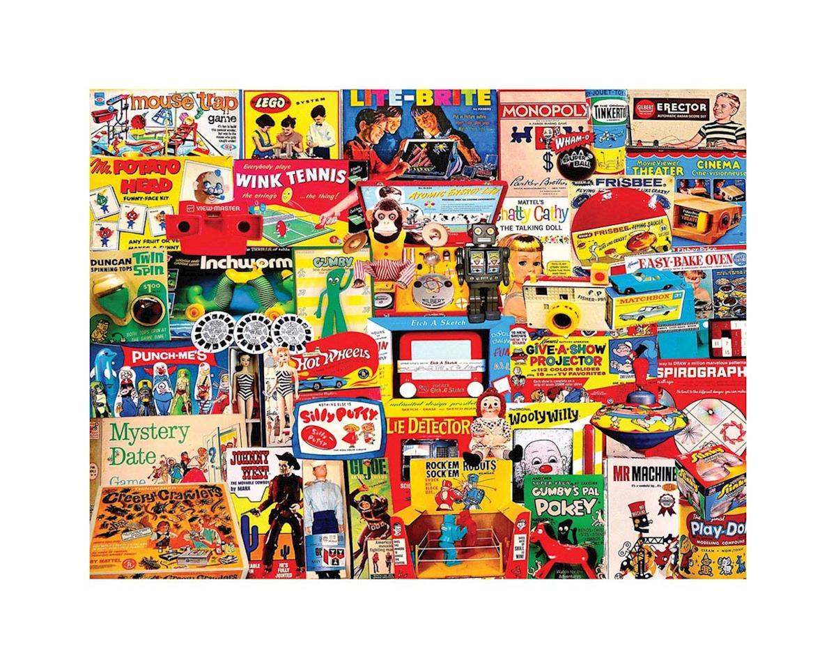 White Mountain Puzzles 1303PZ I Remember Those 300pcs