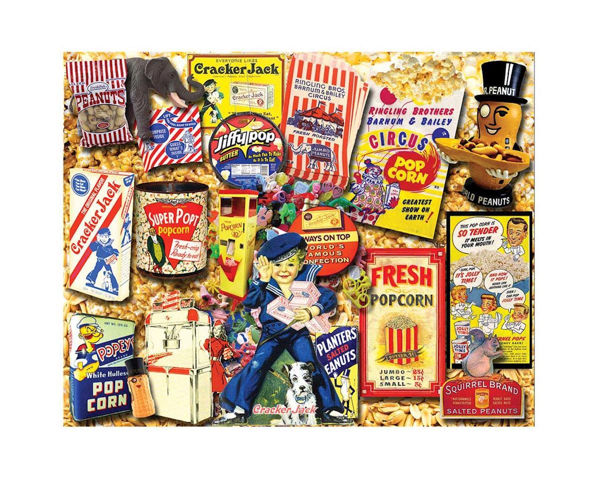 1315PZ Favorite Snacks 1000pcs by White Mountain Puzzles