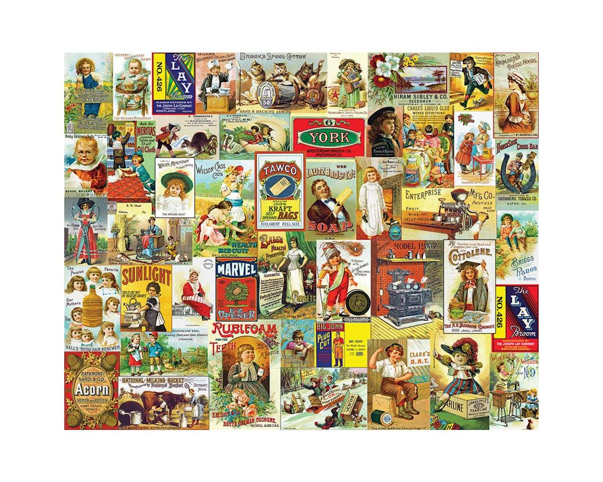 1318PZ Antique Advertising 1000pcs