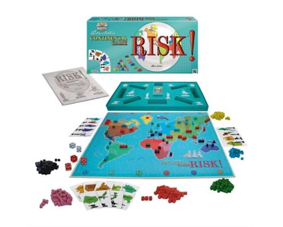 Winning Moves 1121 Risk 1959