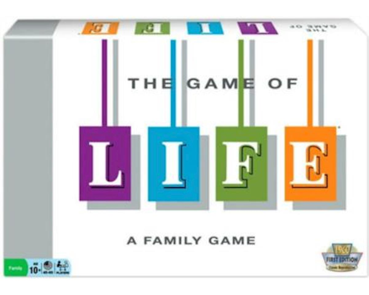 Winning Moves Game Of Life, Classic Edition