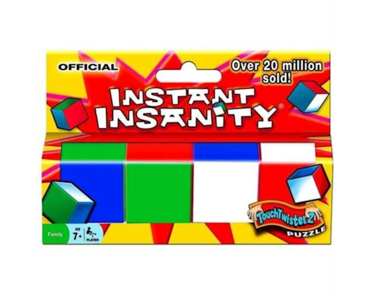 Instant Insanity Game by Winning Moves