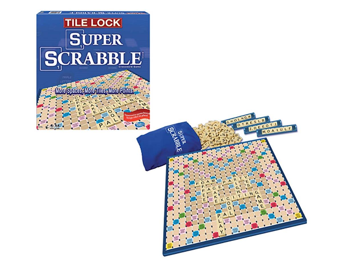 1159 Tile Lock Super Scrabble