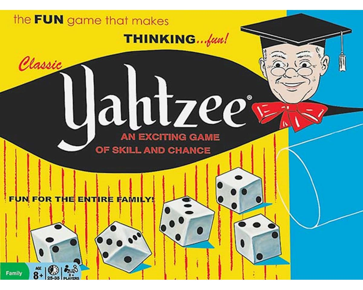 Winning Moves 1167 Classic Yahtzee